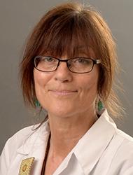 Portrait of Brenda Loew.
