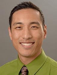 Portrait of Calvin Kwan, ND.