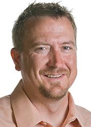 Portrait of Dean Neary, ND.