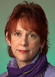 Portrait of Janna Rome.