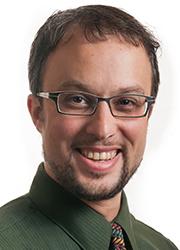 Portrait of Joshua Rubestein, ND.