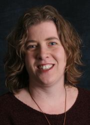 A portrait of Katie Shaff