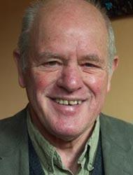 Portrait of Richard Mann.